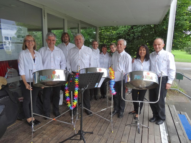 20130629 29.6.2013: Hochzeit im GZ Wollishofen